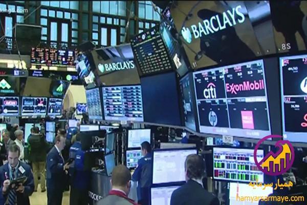 معاملات در بازار بورس