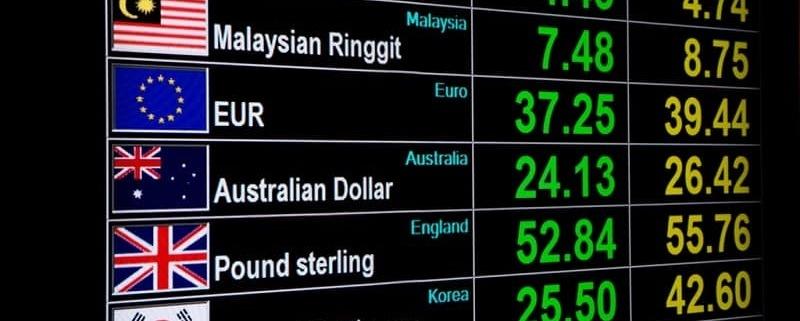 بازار بورس ارز