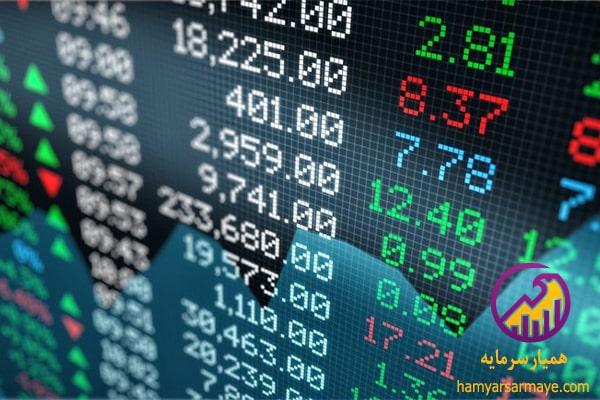 ارزش سهام های وب