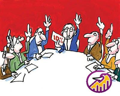 حداکثر تعداد لازم برای رای گیری در مجمع فوق العاده صاحبان سهام